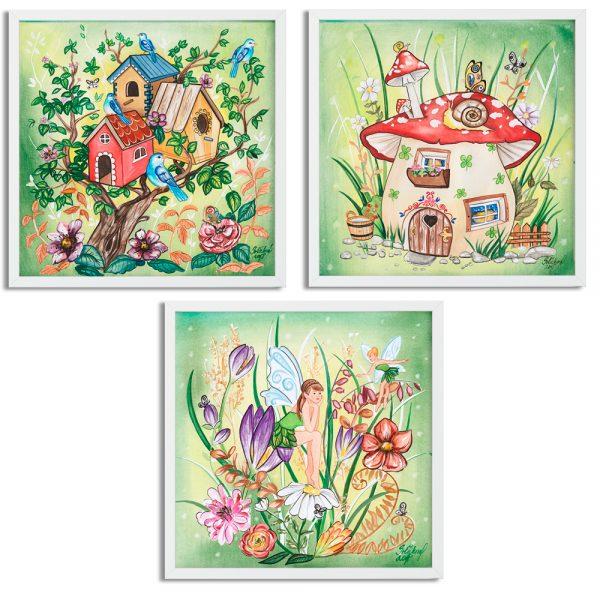 Čarovný les (Tinker Bell)