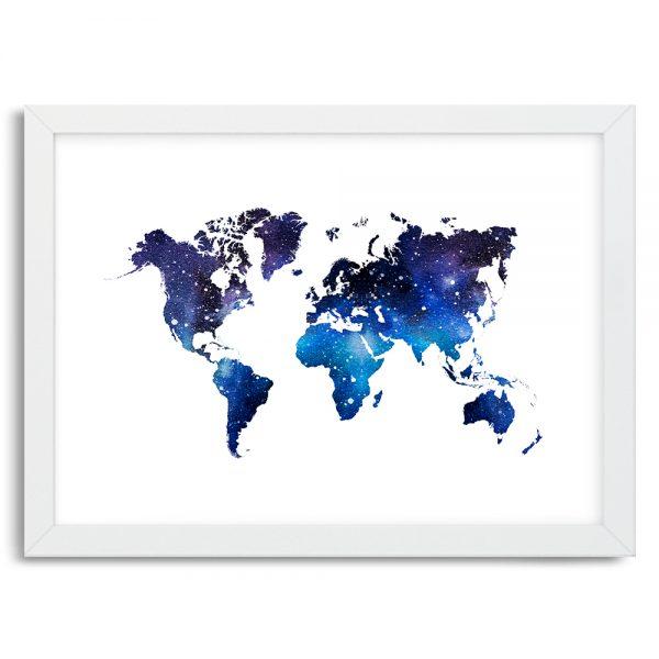 Galaxy mapa sveta