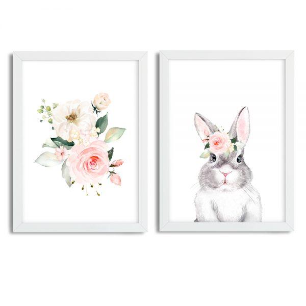Kvety pre zajka