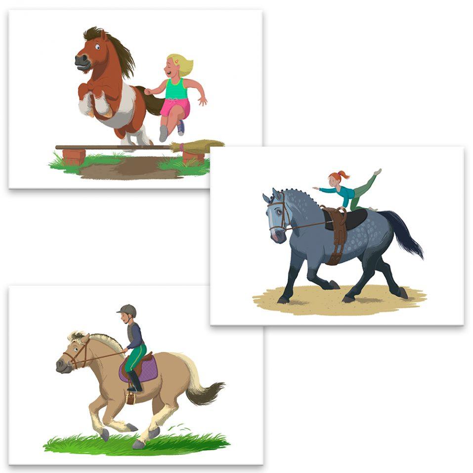 Kone a koniky