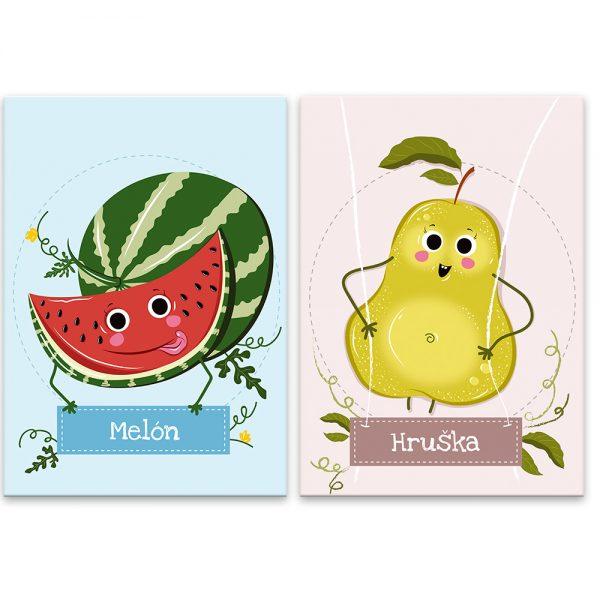 Veselé ovocíčko