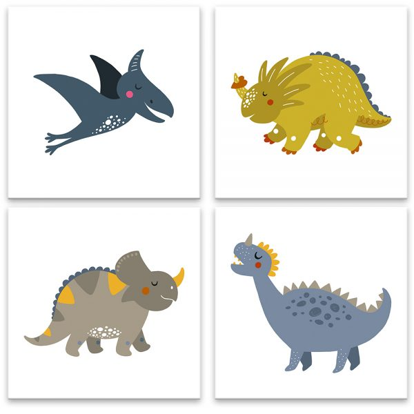 Dobrý dinosaurus - chlapec