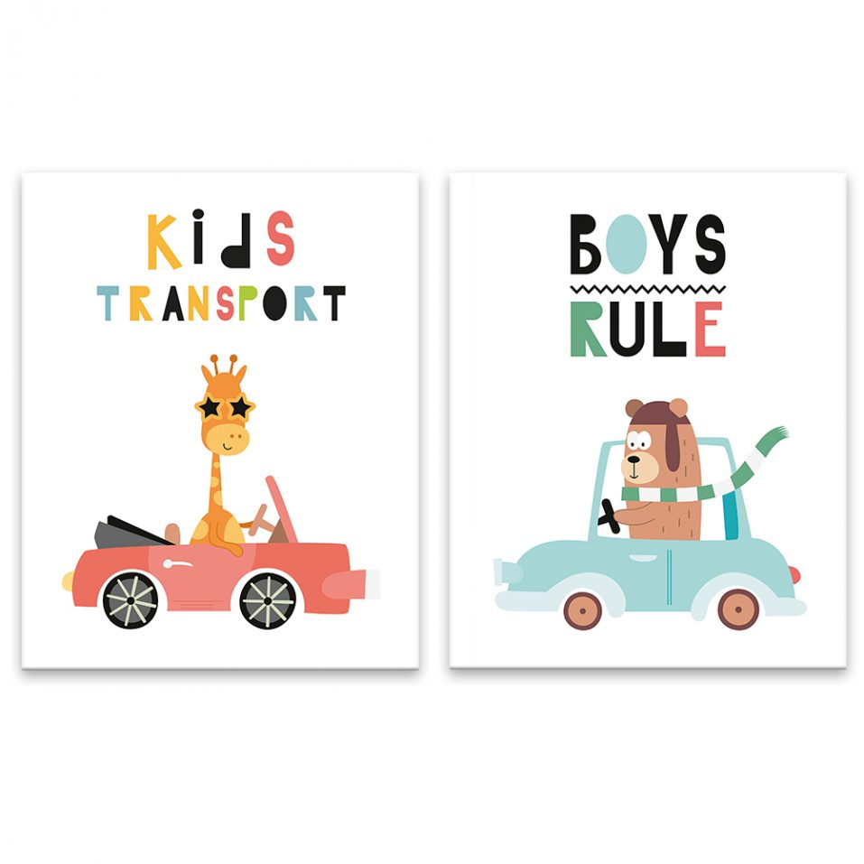 Kids transport